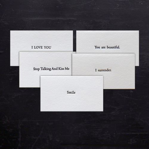Love Notes Stationery Set