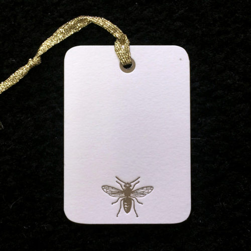 bee, gift tags, gift, bee