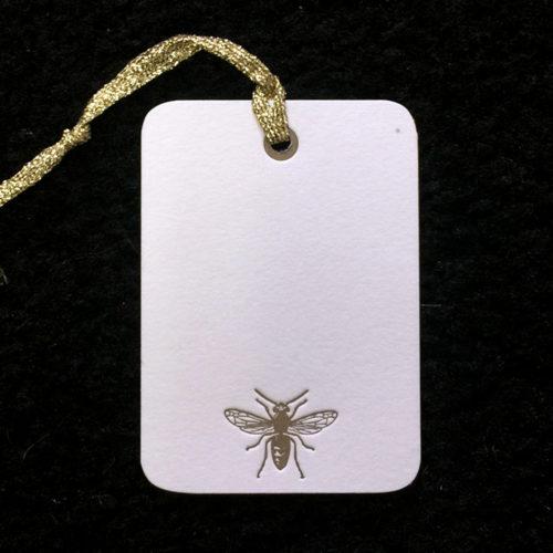 bee, gift tags, gift, bee